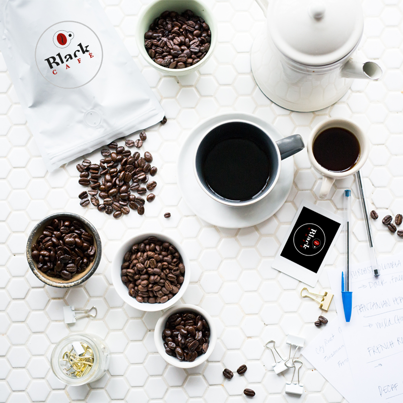 Il caffè dal gusto rosso